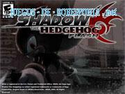 Juego de Sonic Sonic - Shadow The Hedgehog