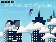 Juego de Sonic Sonic on Clouds